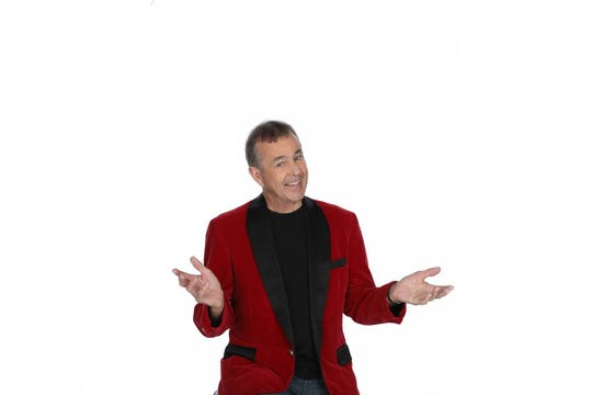 Comedian/entertainer Jim Stafford will be performing at 1:30 p.m. and 7:30 p.m. June 18 at the Paramount Center for the Arts.