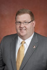 Kyle Clark, vice president for finance and administration at Florida State University.