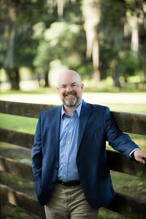 Brian Welch, a social studies teacher at Chiles High School since 2007, is looking to best County Commissioner Bryan Desloge in the 2020 election.