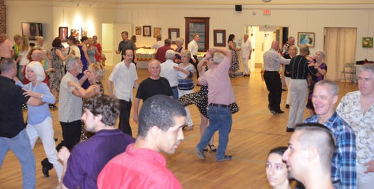 USA Dance Charity Ball to benefit the Senior Center will be held on June 15.