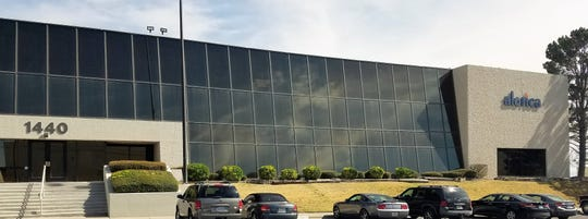 The Alorica call center, located at 1440 Goodyear Dr., is hiring 400 people this summer to handle calls for a health insurance company,  and other clients.