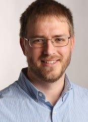 News Journal producer Andrew Sharp