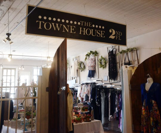 The Towne House 2nd Fl, at 524 Main St. in Zanesville, has been opened since May and is owned and operated by Sally Ritz. The boutique sells a variety of apparel, jewelry, handbags and gifts.