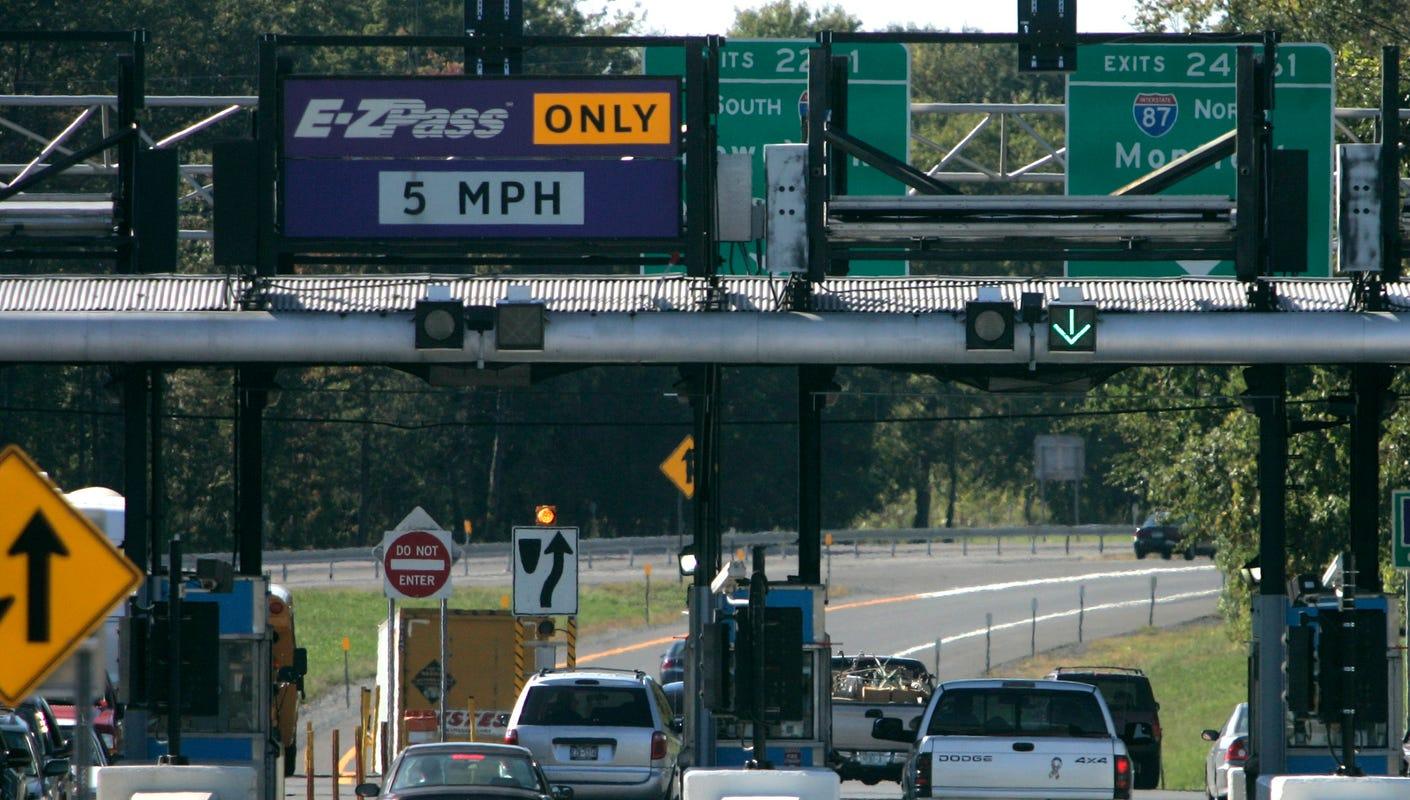 New York Thruway Toll Increase Get E