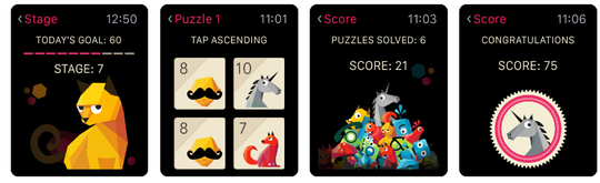 Test your memory with 'Rules!,' a fun but challenging puzzle game for your wrist.