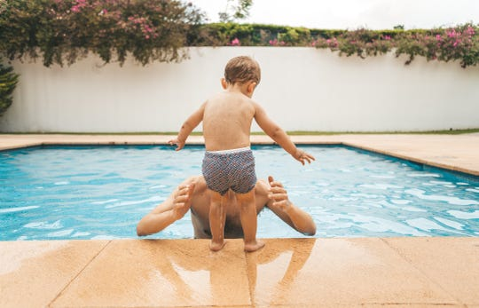 Adults should be within arms reach of young children to help prevent drowning incidents, AAP recommends.