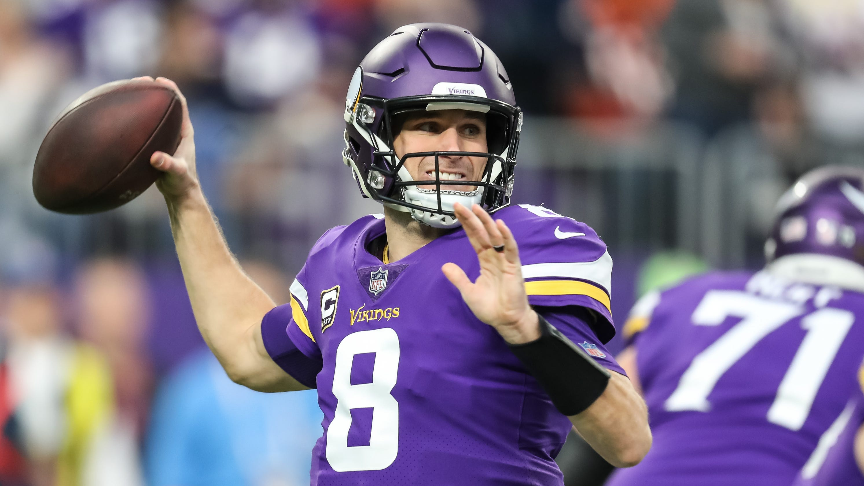 0d9d6a367 Minnesota Vikings: Kirk Cousins expected to be better in 2019 season