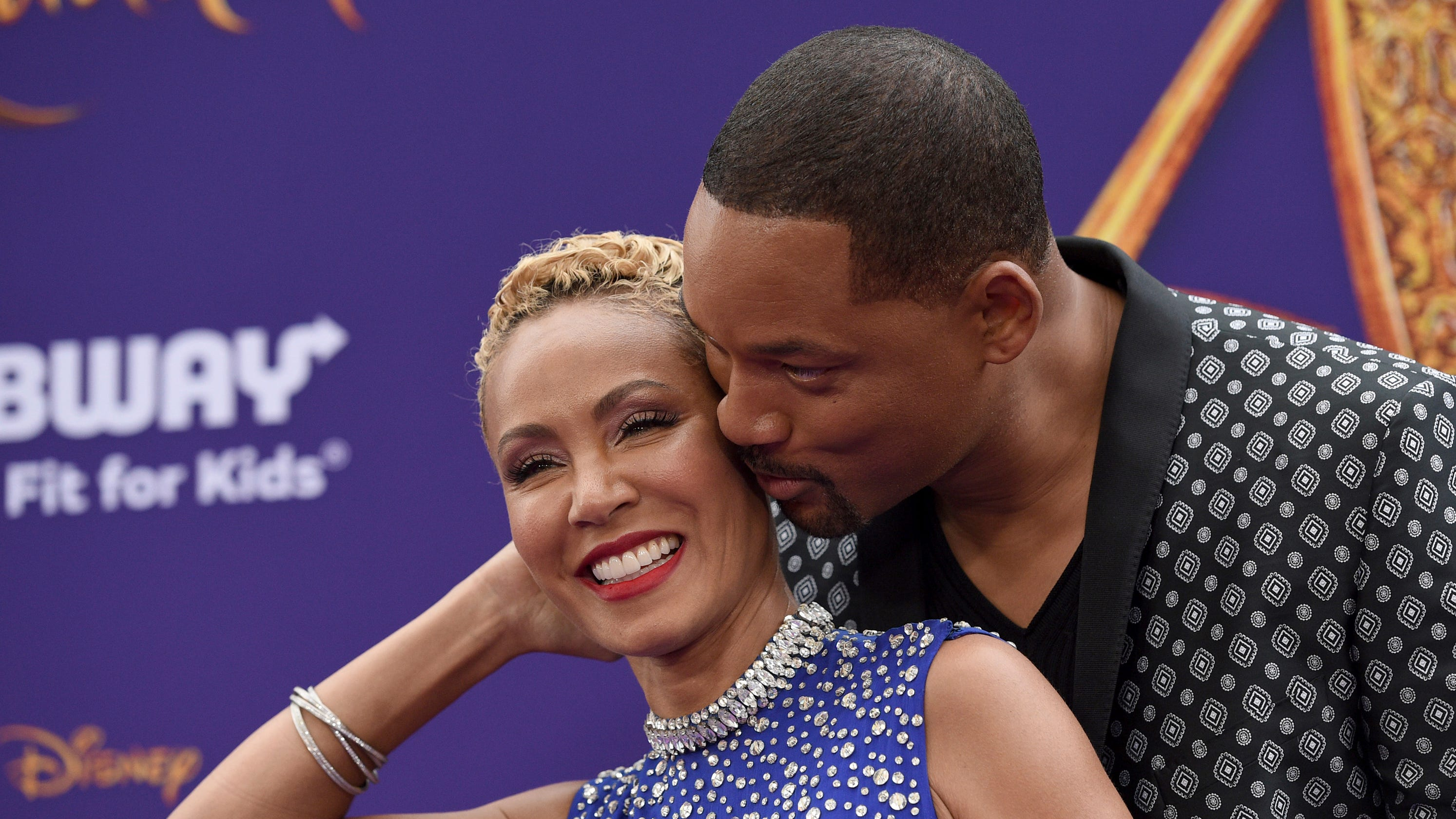 Will Smith, Jada Pinkett Smith dealt with 'betrayals' in