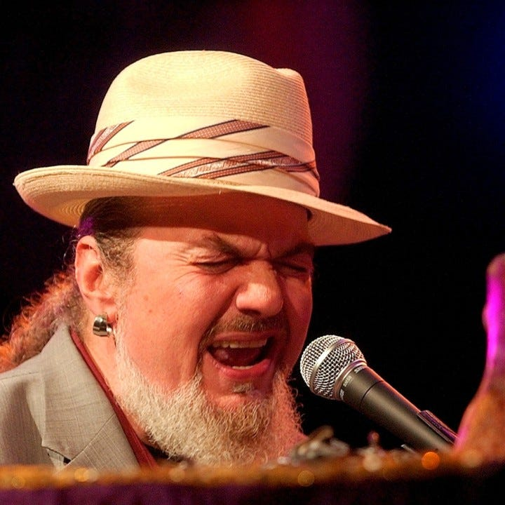 Legendary New Orleans icon Dr  John the Night Tripper dead at age 77