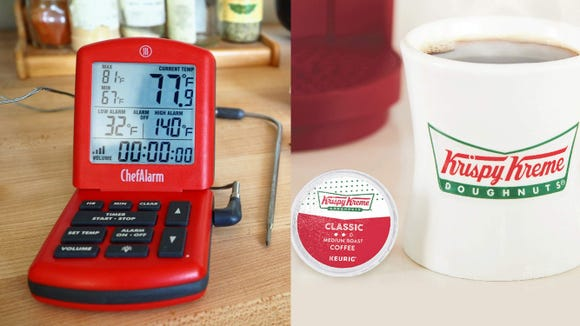 Save on coffee, donuts, and things for Father's Day with today's deals.