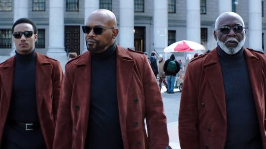 Review: Meet the new 'Shaft,' who's the same as Samuel L. Jackson's old 'Shaft'