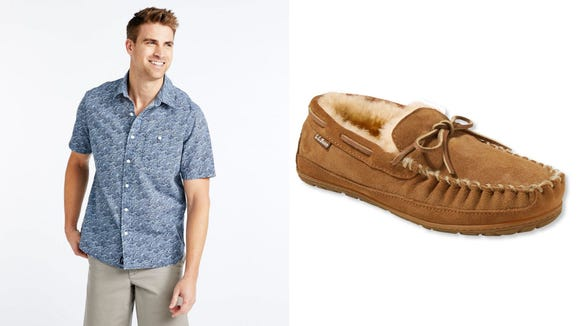Save on Dad's favorite clothing items just in time for Father's Day.