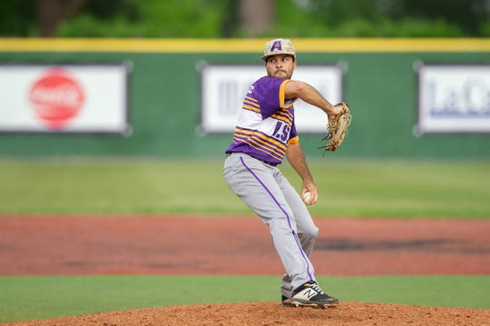 LSUA pitcher Clayton Doyle was named as an honorable mention to the NAIA All-American team.