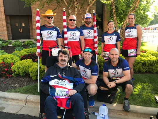 MyTeam Triumph is an organization that pairs athletes with disabilities with able-bodied athletes to participate in endurance events ranging from 5Ks to the Ironman Triathlon.