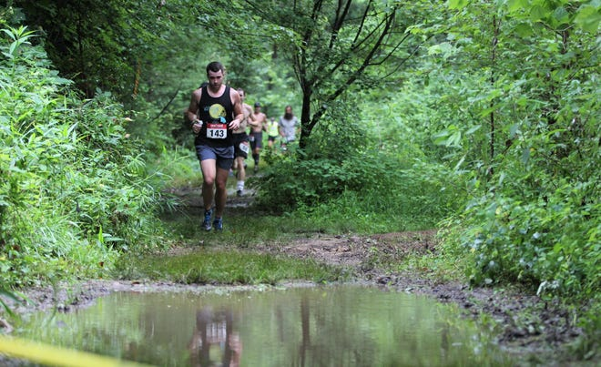 Unrelenting rain forced organizers of the Black Mountain Monster, 6-, 12- and 24-hour Ultramarathon to end the race early this year. The trail race, which began at 10 a.m. on June 8, was called off at 3 a.m. on June 9, when runners were asked to complete their laps and load their gear before exiting the property.