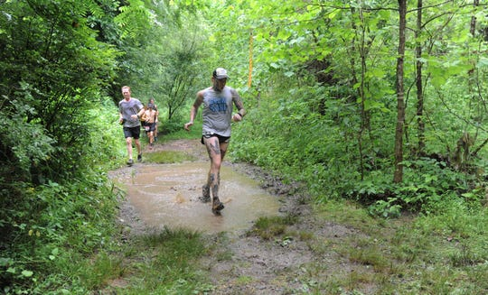 Despite challenging course conditions, around 250 runners participated in the Black Mountain Monster 6-, 12- and 24-hour Ultramarathon on June 8. Organizers stopped the 24-hour race, which was scheduled to finish at 10 a.m. on June 9, seven hours early, citing safety concerns.