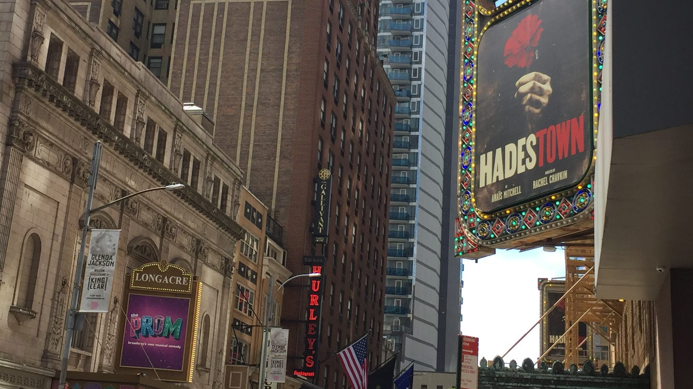 'Hadestown' at the Tony Awards: A day in the life of Vermont nominee Michael Chorney
