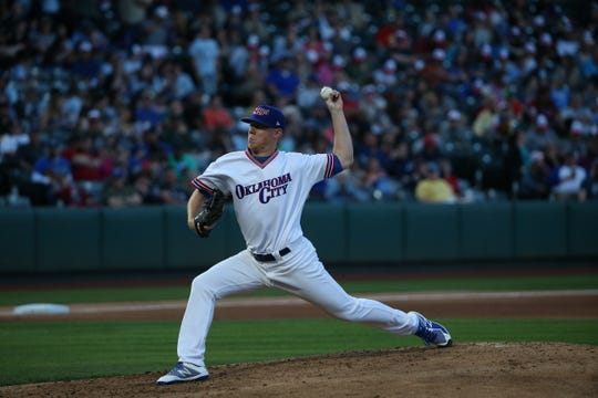 Calallen graduate Rob Zastryzny is in his first year with the Los Angeles Dodgers organization after winning a World Series ring with the Chicago Cubs. He has a 2-2 record with a 6.32 ERA in 52.2 innings with Triple-A Oklahoma City this season.