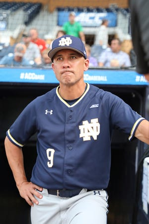 Notre Dame Mik Aoki didn't have his contract renewed.
