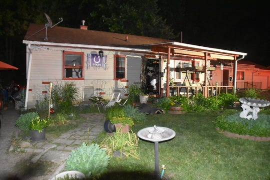 A house fire on the east side of Indianapolis on June 8, 2019, left a man and a woman dead, according to the Indianapolis Fire Department.