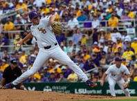 LSU pitcher Cole Henry not seriously hurt, and may have pitched in Omaha had LSU made it