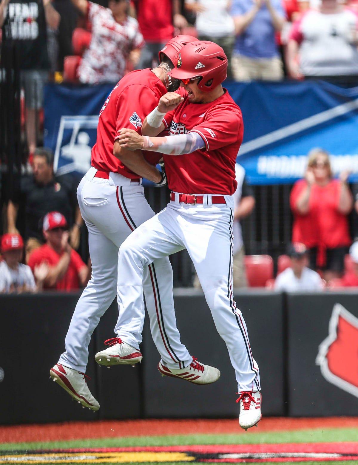 Louisville baseball: U of L sweeps East Carolina, advances