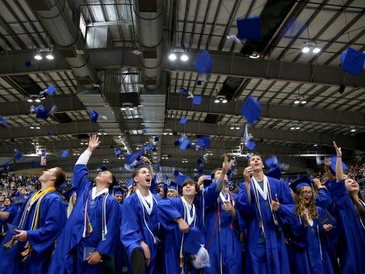 Class of 2019: McNary High School graduates