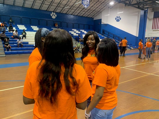 Local teenagers and leaders shared ideas on gun violence during Godby High School's Wake-up Call Youth Forum and Rally.