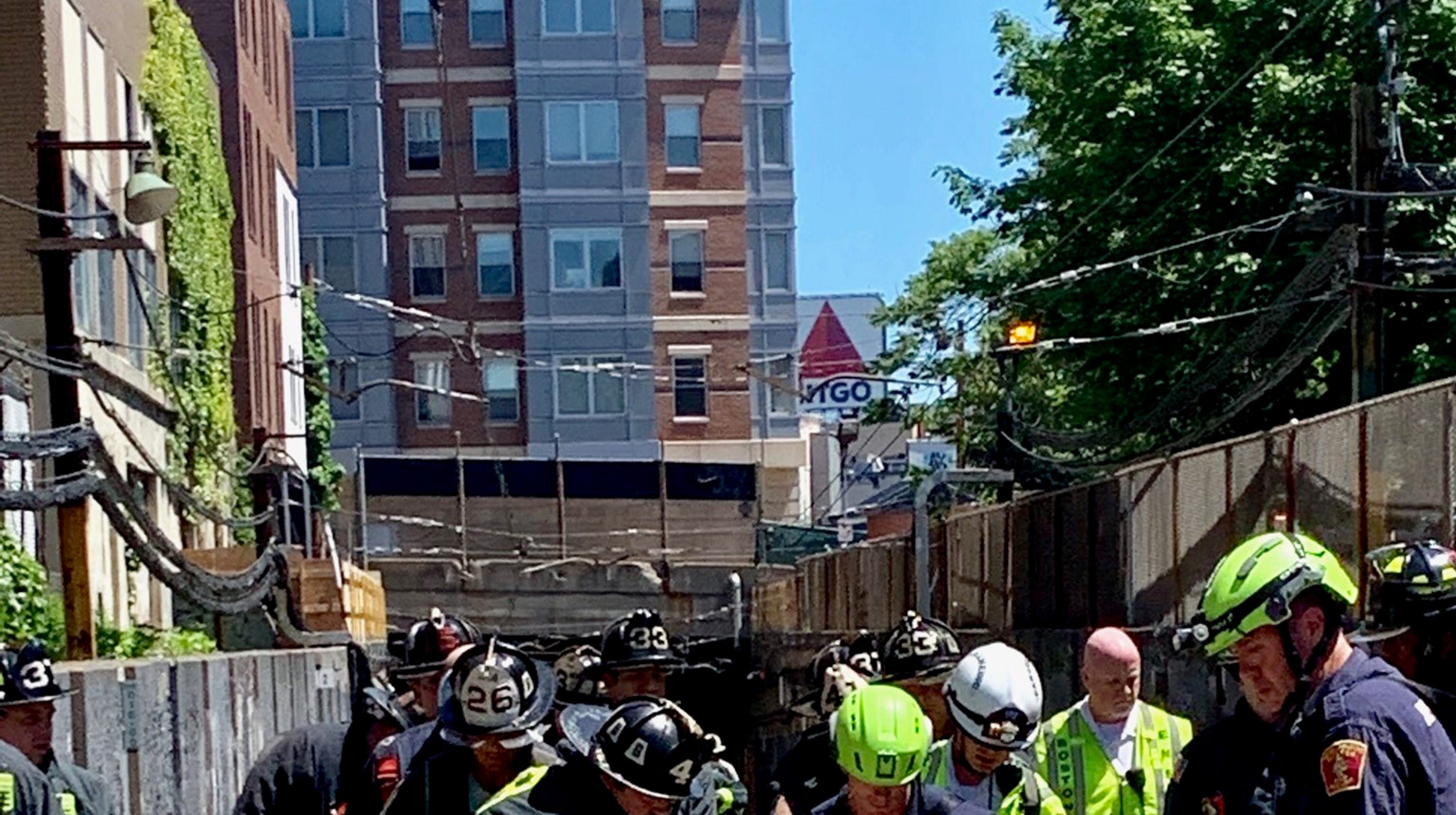Boston train derails near Fenway Park before Red Sox game, sending