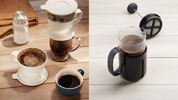 Save on two great OXO coffee makers this weekend.