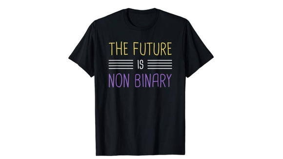 This shirt lets you represent everyone at once.