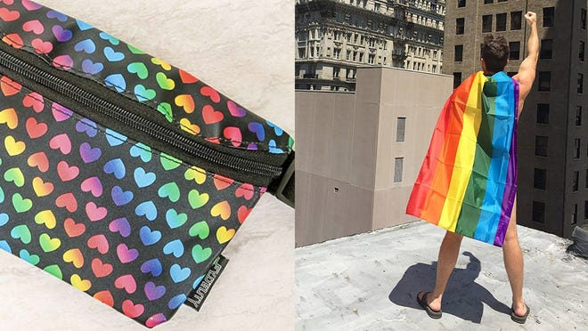 Celebrate Pride Month 2019 with fun swag for under $20