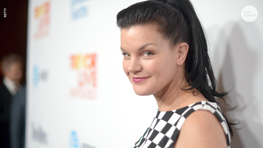 Pauley Perrette says she won't return to 'NCIS' because she's 'terrified' of Mark Harmon