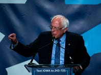 Full speech: Bernie Sanders at the Iowa Democrat's Hall of Fame event