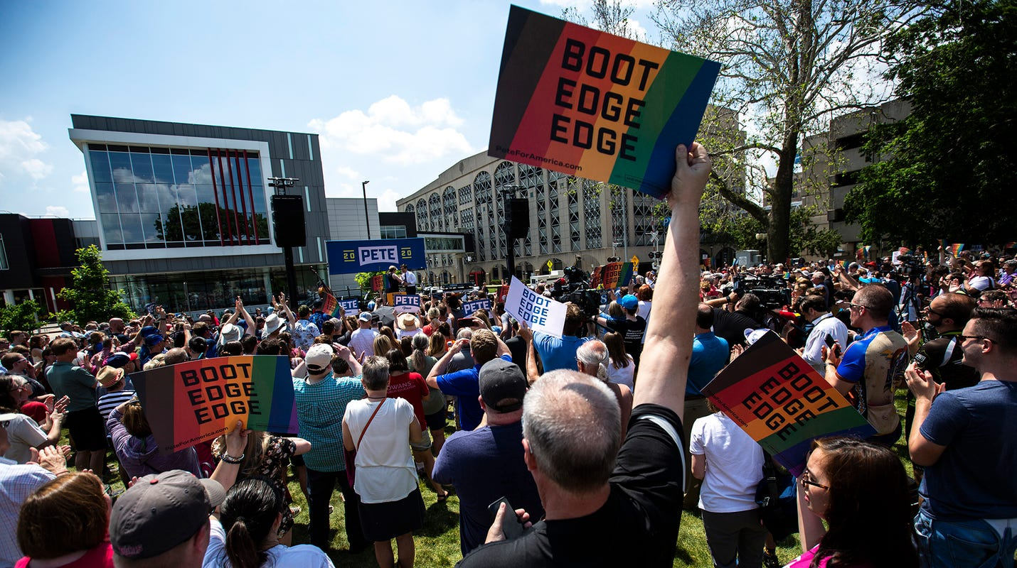Iowa Politics Newsletter: Buttigieg says being gay isn't his only defining feature; Ernst launches re-election campaign