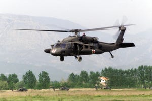 Since 9/11, the New Hampshire National Guard's medevac component has accounted for multiple combat and humanitarian tours in the Middle East, Eastern Europe and Latin America.