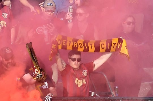 Detroit City FC draws 0-0 with Grand Rapids FC on Sunday.