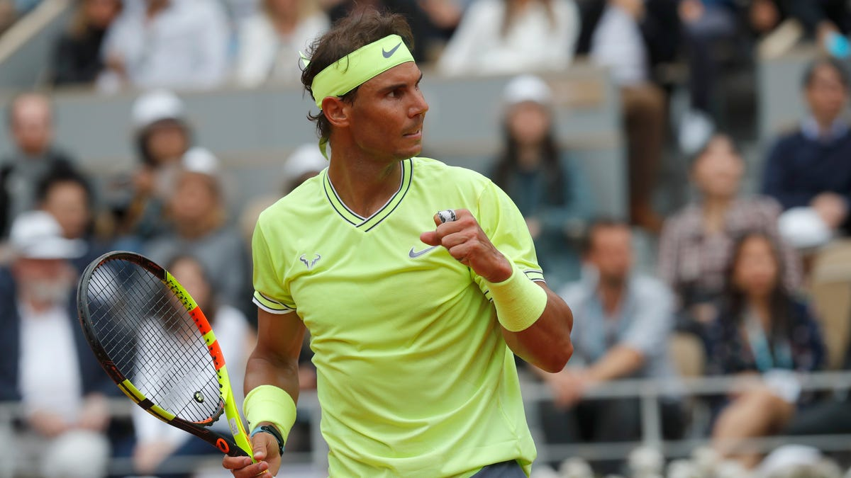 Rafael Nadal Claims 12th French Open Title Closes In On Roger Federer