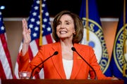 """House Democrats have scheduled a series of hearings this coming week on the special counsel's report as they intensify their focus on the Russia probe and pick up the pace on an investigative """"path"""" – in the words of Speaker Nancy Pelosi – that some of them hope leads to impeachment of the president."""