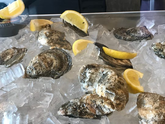 You may now enjoy freshly shucked oysters on the half-shell right at the bar at the Tin Fish in Newburgh.