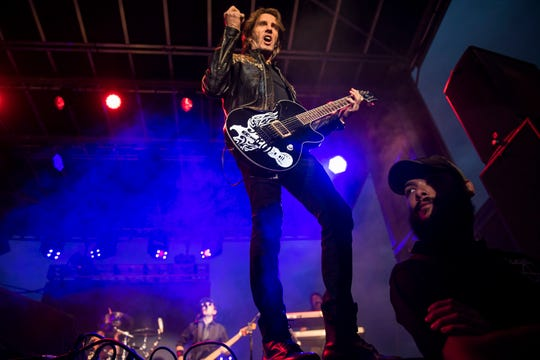 Rick Springfield returns to the Graceland Soundstage on Saturday.