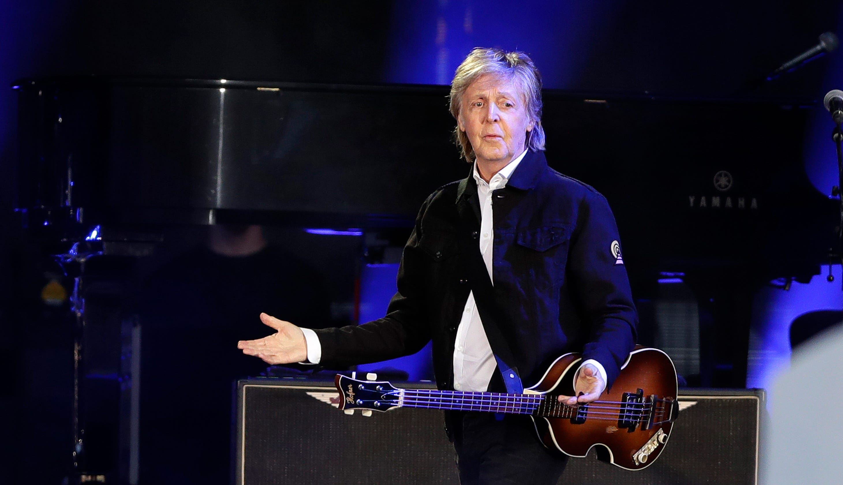 Paul McCartney is now a Packers shareholder after 'perfect