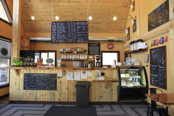 JACK'S Beans is a coffee bar bistro located in downtown Belt.