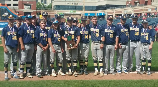 The Hillsdale Falcons finished as the 2019 Division IV state runners-up after falling 3-1 to Toronto on Sunday at Akron's Canal Park.
