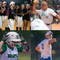 Alabama Christian's Haley Pittman (clockwise from top left), Holtville's Kaylyn Dismukes, Macon-East's Madisyn Kennedy and Brantley's Kassidy Wilcox are four of this year's Super All-State players.