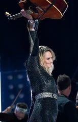 "Miranda Lambert will release her seventh studio album, ""Wildcard,"" on Nov. 1."