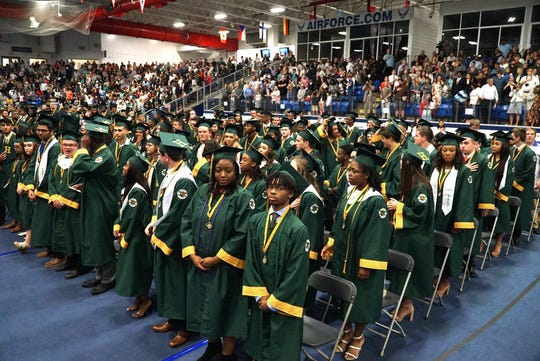 After sharp enrollment drops, the Farmington district closed a high school, Farmington Hills Harrison, and is moving several hundred students to different schools.