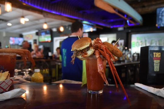 Brunch Restaurants In Rochester Ny Serve Outrageous Bloody Marys