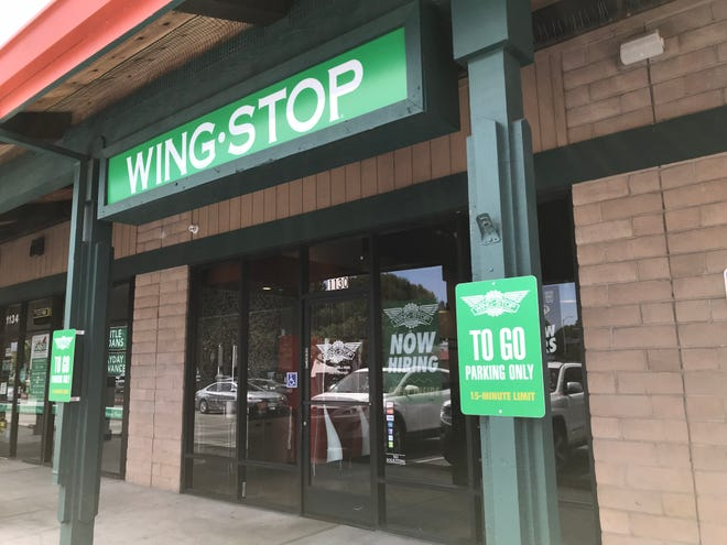 The new Wingstop in South Salinas opened on June 4, 2019, becoming the fourth franchise the family-run Dekati Young, Inc. has opened in the area.