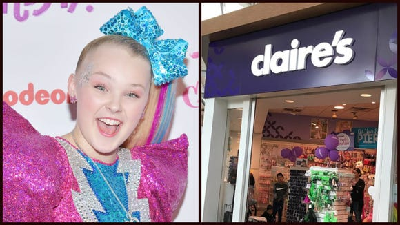 Claire's has recalled JoJo Siwa's makeup kit after it tested positive for asbestos.